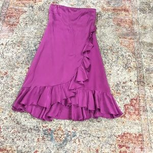 Strapless Banana Republic Dress (8)
